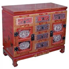 chinese lacquer – Home Interior Design Ideas Chinese Furniture, Cabinet Styles, Chinese Antiques, Home Interior Design, Liquor Cabinet, Buffet, Cabinets, China, Bedroom