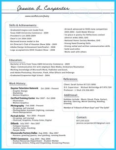Sample Carpenter Resume Impressive Awesome Create Your Astonishing Business Analyst Resume And Gain The .