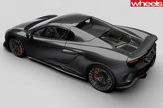 McLaren 675LT Carbon Fibre Edition