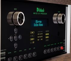 New release from #McIntosh ! A free firmware update that fully supports both DTS:X and Auro-3D object-based 3D audio to the MX122 A/V Processor. The free update also adds DTS Neural-X as well as other minor improvements.   #audio #audiophile #audioloveofficial #audioengineer #audioclub #technology #homeaudio #audiosystem #hometheatersystem #sound #hifi #music #musiclover #audiovisual #audioporn