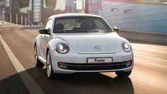 VW exibe novo Fusca em São Paulo
