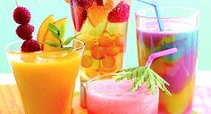 Bebidas originales y diferentes