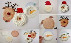 christmas crafting ideas for kids - Szukaj w Google