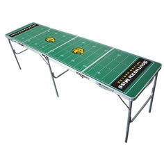 Southern Mississippi Eagles NCAA Tailgate Pong Table 2x8