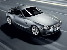 BMW Z4 30si Coup - Oh, I'm sorry, did you say you're going to be my next car?