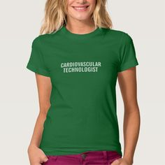 Cardiovascular Technologist Tee T Shirt, Hoodie Sweatshirt