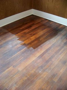 7 Steps to Like-New Floors | Old House Restoration, Products & Decorating