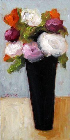 """Onyx""   ORIGINAL, Bouquet in Black Series"