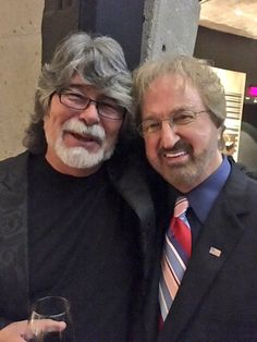 Randy Owen (Alabama) and Duane Allen