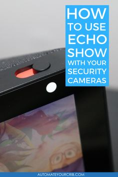 Recently we purchased several Ring cameras to add to our security system and an arsenal of smart home gear. At the same time, we picked up two echoes show 8, one for ourselves and one for the grandparents to chat long distance. After setting up and going through the features, we realized you can also use the Echo Show with your security cameras. #smarthome #echoshow #amazonalexa #securitycamera Ring Security, Security Camera, Smart Home Security, Voice Acting, Being Used, Cameras, Long Distance, Grandparents, Arsenal
