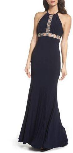 f4deb0e2cb8f0 Chiara Boni La Petite Robe Fia Ruffled One-Shoulder Mermaid Gown |  Pinterest | Petite robes, Mermaid gown and Robe