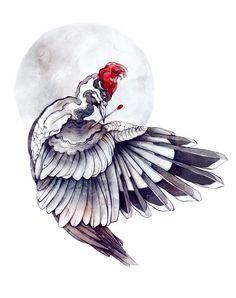 Still Life With Woodpecker - Sarah Blake