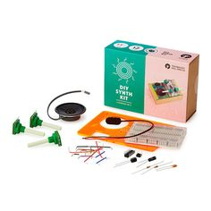This DIY synth kit that'll spark your curiosity if you're really into electronic music. | 23 Things Every Music Lover Needs In Their Life