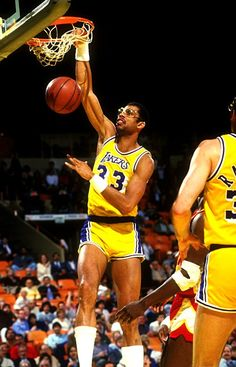 Kareem Abdul-Jabbar was a trail blazer in Basketball.He was as great an athlete as Michael Jordan and just as celebrated.