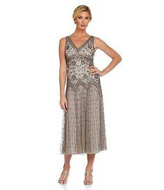 Marina Sequin Lace Dress -Dillards. Mother of the Bride - Wedding ...