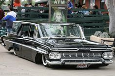lostsoulborn2late:  '59 Chevy…