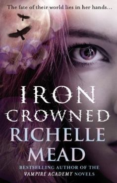Iron Crowned (Dark Swan, #3) Shaman-for-hire Eugenie Markham is the best at banishing entities trespassing in the mortal realm. But as the Thorn Land's queen, she's fast running out of ways to end the brutal war devastating her kingdom. Her only hope: the Iron Crown