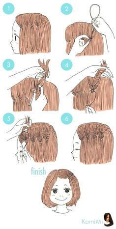 Super Hair Ideas For Kids Girls Easy Hairstyles Ideas Girl Hairstyles, Braided Hairstyles, Wedding Hairstyles, Easy Kid Hairstyles, Little Girl Short Hairstyles, Kids Hairstyle, Hair Updo, Braids For Short Hair, Toddler Hair