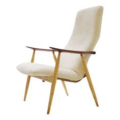 Shop lounge chairs and other antique and modern chairs and seating from the world's best furniture dealers. Chair Pillow, Sofa Chair, Armchair, Pillows, Cool Furniture, Furniture Design, Modern Chairs, Homemaking, Accent Chairs