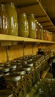 How to Know How Much Food to Preserve | Recipes and Food Storage at Survival Life Blog: survivallife.com #survivallife