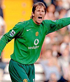 Edwin van der Sar: 2005.