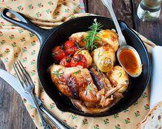 conejo-asado-horno-salsa