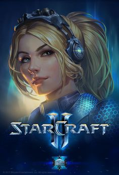 Blizzcon 2016 - Starcraft 2, Will Murai on ArtStation at https://www.artstation.com/artwork/g36oP