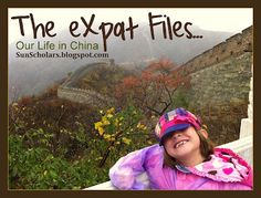 Interested in learning about China?  Interested in learning about life as an Expat?  Or, are you planning on moving to China and what to know what lies ahead?  I'm sharing about our family's experience living as Expats in China on my blog, with more posts to come!  Sun Scholars #expats #china #expatsinchina