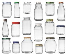 How to Remove Labels From Jars (and Turn Jars Into Glassware) - I learned recently that glass only gets recycled when there is demand for recycled glass, reuse when possible!