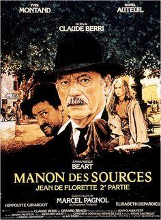 Manon des Sources - Claude Berri (1986)
