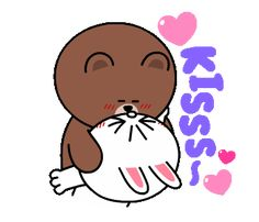 The perfect BrownAndCony Besos Amor Animated GIF for your conversation. Discover and Share the best GIFs on Tenor. Love You Gif, Cute Love Gif, Calin Gif, Cartoon Kiss, Gif Bonito, Bear Gif, Hug Gif, Cony Brown, Cute Bear Drawings