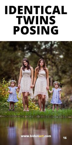 Tips and posing guide for photographing twins and siblings of all ages. How to show the bond and connection through identical twins portrait photography. Fall Kids Photography, Portrait Photography Tips, Sibling Photography, Photography Articles, Clothing Photography, Photography Outfits, Portrait Ideas, Photography Ideas, Learn Photography