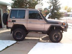 How desireable is the 70 series? - Pirate4x4.Com : 4x4 and Off-Road Forum