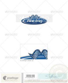 Activities & Leisure Logo  1305 — Vector EPS #car #garage • Available here → https://graphicriver.net/item/activities-leisure-logo-1305/496872?ref=pxcr