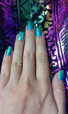 Atlantis & Mermaid Tales! Jamberry Nails. Get yours @ amberlr.jamberrynails.net!
