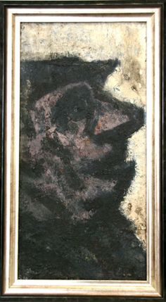A Hard Drinking Man, Oil by Arthur Berry circa 1970 - sold Aug 2013