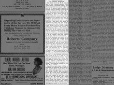 St. Joseph, Missouri News on May 6, 20, 1920 on page 9