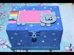 Showcase: Nyan Cat Jewelry Box!
