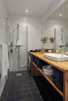 Sexy neutral spa-bath