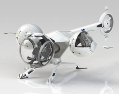 Oblivion Blase Ship (detailliert) - STEP / IGES, Solidworks - 3D-CAD-Modell - GrabCAD