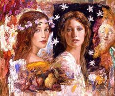 Goyo+Dominguez+1960+-+Spanish-born+British+Romantic+Realist+painter+-+Tutt'Art@+(13)