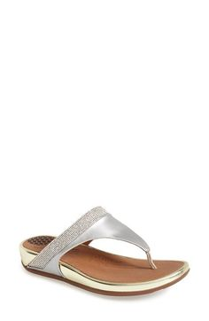 FitFlop 'Banda™' Sandal (Women) available at #Nordstrom