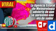 La Agencia Estatal de Meteorología advierte de que se aproxima una ola d...