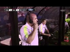 Coach John Spencer makes the call on Nagbe's equalizer versus Dallas.
