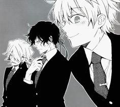Oz,Gil,and Break
