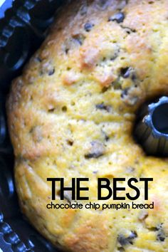 There are so many pumpkin breads out there--- start with THE BEST!