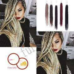Braids Hair Braiding Twist Long Havana Mambo Twist Crochet Braids Hair ...