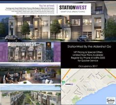 Brand New Burlington Town Homes - Afforable Options Steps to the Aldershot Go!  PREVIEW EVENT! www.suttonrealty.com