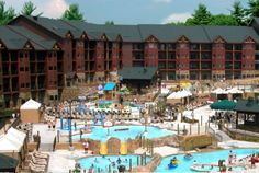(hopefully) soon to be my family meeting spot - halfway to VA! - Wisconsin Dells