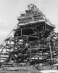 Matterhorn under construction in 1959
